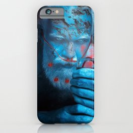 Heart of ice iPhone Case