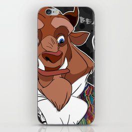The Coogi Beast iPhone Skin