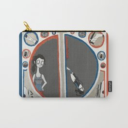 Gaming Mucha - Portal Carry-All Pouch
