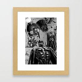 The Godhand Framed Art Print