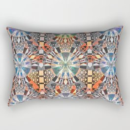 The Game of Beauty Redesigns Rules Rectangular Pillow