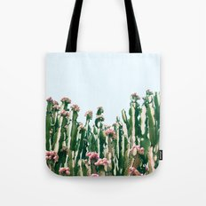 Blush Cactus #society6 #decor #buyart Tote Bag