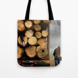 3's A Crowd Tote Bag