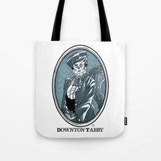 Downton Tabby Tote Bag