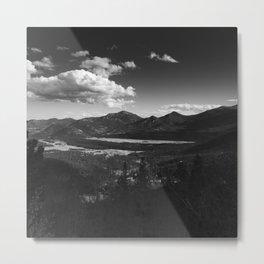 Rocky Mountain Valley Metal Print