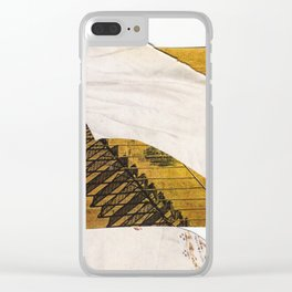 stairs nowhere Clear iPhone Case