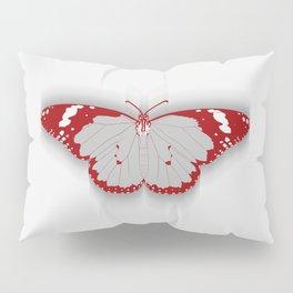 Frail Butterfly Pillow Sham