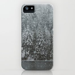 pretty canada eh? iPhone Case