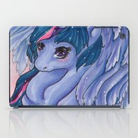 mlp iPad Cases featuring Twilight Princess MLP by Ashenee