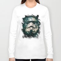 trooper Long Sleeve T-shirts featuring Trooper by Sirenphotos