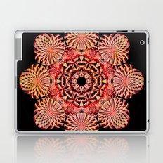 Rose Medallion Laptop & iPad Skin