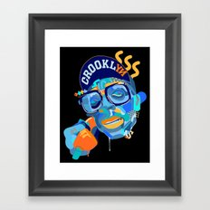 Spike. Framed Art Print