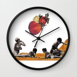 Men are from Mars, Women are from Venus Wall Clock