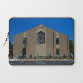 Lourdes University-  Franciscan Center in the Spring VII Laptop Sleeve