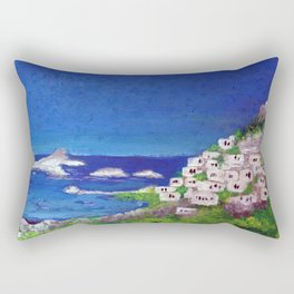 Lindos Rectangular Pillow