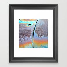 Tomorrow will not be the same ( part deux ) Framed Art Print
