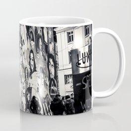 Rock n Roll Streets Coffee Mug