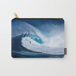 Surf (amazing wave) Carry-All Pouch