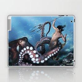 Marine Combat Laptop & iPad Skin
