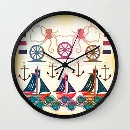 Sailor Wall Clock