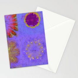 Undershut Uncovered Flower  ID:16165-063441-34270 Stationery Cards