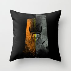 Preacher Man Throw Pillow