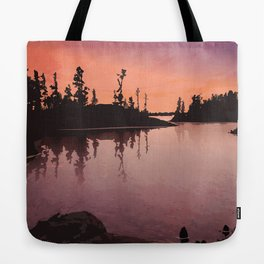 Georgian Bay Islands National Park Tote Bag