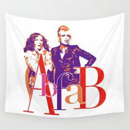 AbFab Wall Tapestry
