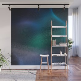 Beauty of the Northern Lights Wall Mural