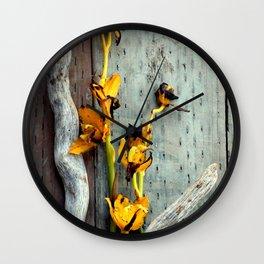 Seen Better Days Wall Clock