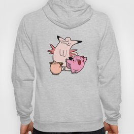 Pokémon - Number 35 & 36 Hoody