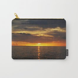 Florida Summer Sunset Carry-All Pouch