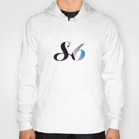 fabric Hoodies featuring Fabric S6 by Silversmith&Gamer