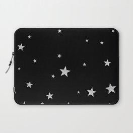 Silver Stars Laptop Sleeve