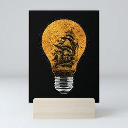 Light of Journey Mini Art Print