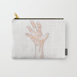 Hand study Carry-All Pouch