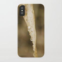 Blush Drops iPhone Case