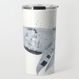 whale song Travel Mug