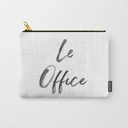 Le Office Carry-All Pouch