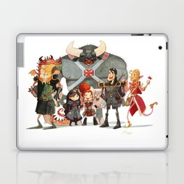 Dungeons and Dragons Laptop & iPad Skin