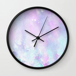 _UNICORN WATER Wall Clock
