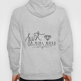 Girl Boss Empire Gold Hoody
