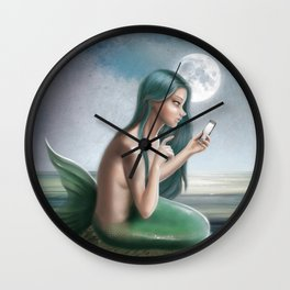 Hello? (Disconnected) Wall Clock