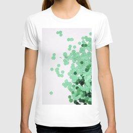 Glitz-Green T-shirt