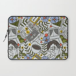All the Reasons Why | Mixtape Art Laptop Sleeve