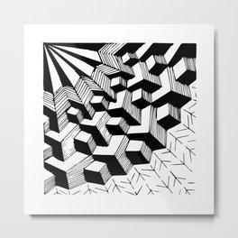 New Paradox Metal Print