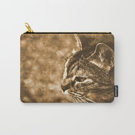 Dreamy cat Carry-All Pouch