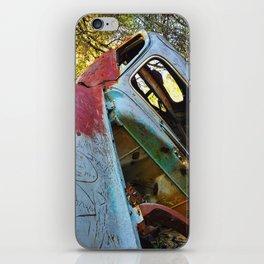 Natural Wreck iPhone Skin