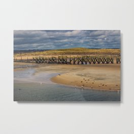 The Meeting Place Metal Print