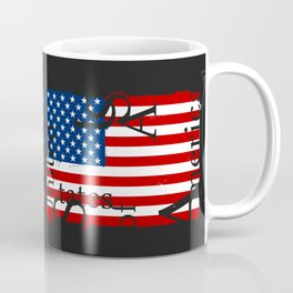USA Coffee Mug